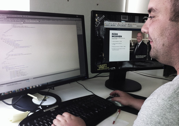 Charles Elena - Website Designers