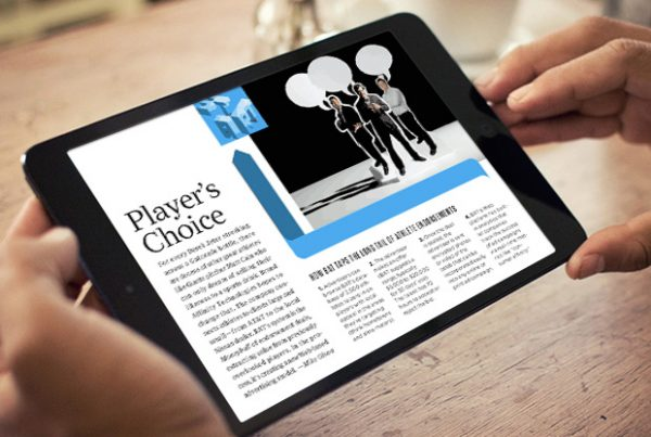 Charles Elena - Digital Publishing