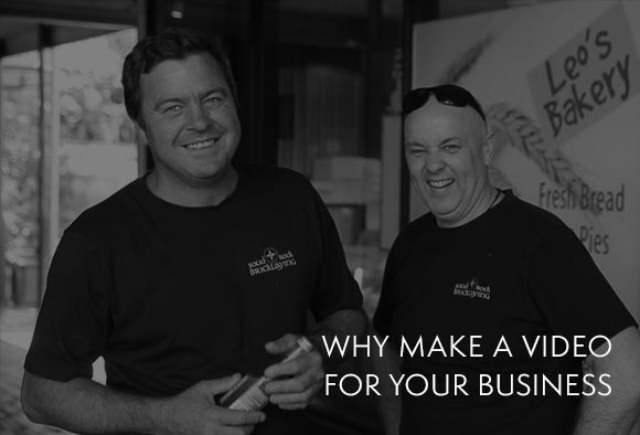 Why make a video for your business