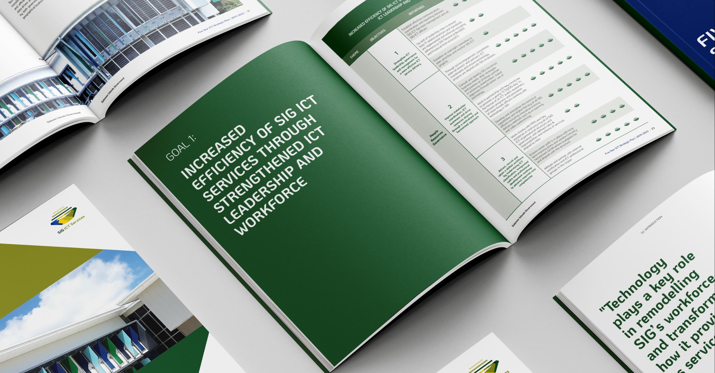 ICTSU brochure